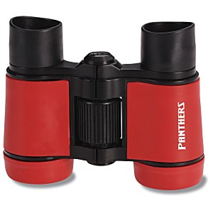 Sports Rubber Binoculars - 24 hr Main Image