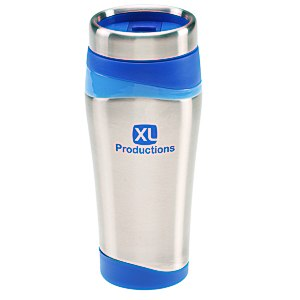 Color Touch Stainless Tumbler - 16 oz.