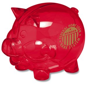 The Bank'R Piggy Bank - 24 hr Main Image