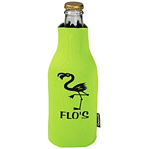 Zip-Up Bottle KOOZIE® Kooler - 24 hr Main Image