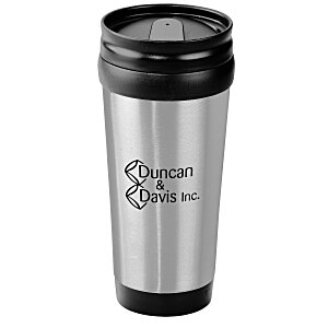 Stainless Steel Tumbler - 15 oz. - 24 hr