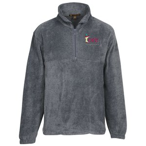 Harriton 1/4-Zip Fleece Pullover Main Image
