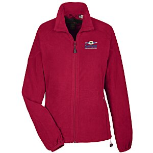 Raglan Sleeve Microfleece Jacket - Ladies' Main Image