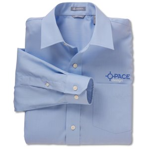 Jockey Wrinkle-Resistant Textured Broadcloth Shirt - Men's Main Image