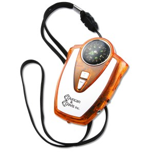 FM Scan Radio w/Compass Closeout Main Image