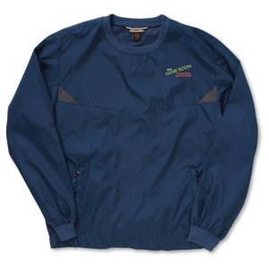 North End Lightweight Crew Neck Windshirt