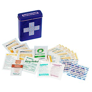 Retro First Aid Tin Main Image
