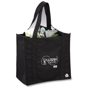 Eco Design Recycled PET Grocery Tote Main Image