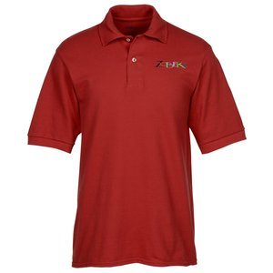Jerzees 100% Ringspun Cotton Pique Sport Shirt - Men's Main Image