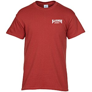 Gildan 5.3 oz. Cotton T-Shirt – Men's - Screen - Colors Main Image