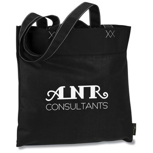 100% Recycled PET Lake Convention Tote - 24 hr Main Image
