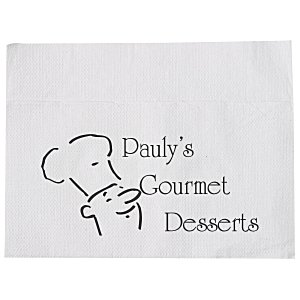 Dispenser Napkin - 1-ply - White Main Image