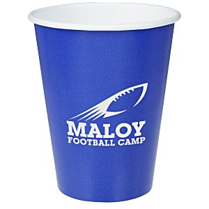Colorware Paper Cup - 9 oz. - Low Qty Main Image