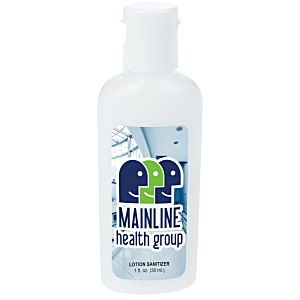 Hand Sanitizer Lotion - 1 oz. Main Image