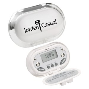 Gemstone BMI & Body Fat Pedometer Main Image