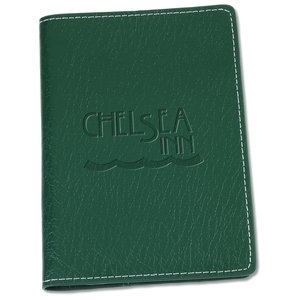 Leather Passport Cover Main Image
