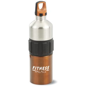 Travel-Well Stainless Steel Sport Bottle - 25 oz. Main Image