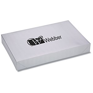"Apparel Gift Box - 9-1/2"" x 15"" x 2"" - Gloss Color Main Image"
