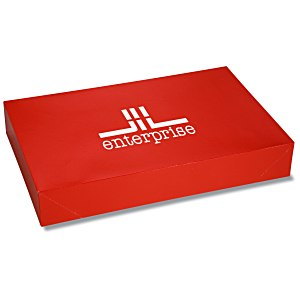 "Apparel Gift Box - 12"" x 19"" x 3"" - Gloss Color"