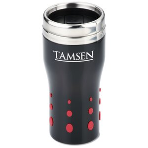 Stainless Dot Matrix Tumbler - 16 oz. Main Image
