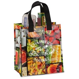 PhotoGraFX Grocery Tote - Foodies Main Image