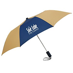 "42"" Folding Umbrella with Auto Open - Alternating Main Image"