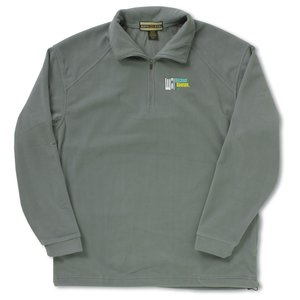 Half Zip Microfleece Pullover - Men's Main Image