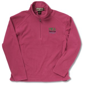 Half Zip Microfleece Pullover - Ladies' Main Image