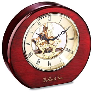 DeSoto Clock - Wood Main Image