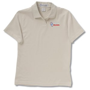 EDRY Interlock Polo - Ladies' Main Image