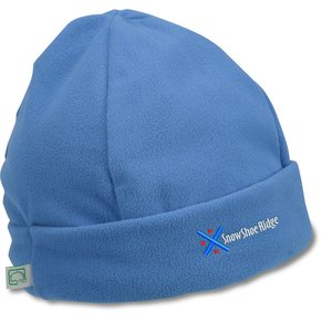 Recycled Polyester Fleece Beanie Main Image