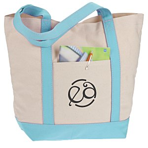 "Captain's Boat Tote - 14"" x 18"" - Screen"