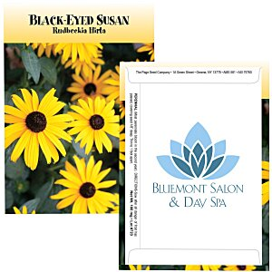 Standard Series Seed Packet - Black-Eyed Susan Main Image
