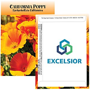 Standard Series Seed Packet - California Poppy Main Image
