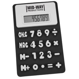 Press Me! Flexible Calculator Main Image