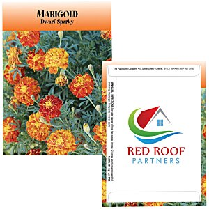 Standard Series Seed Packet - Marigold Main Image
