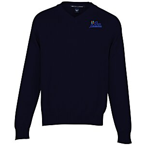 Devon & Jones V-Neck Sweater - Men's