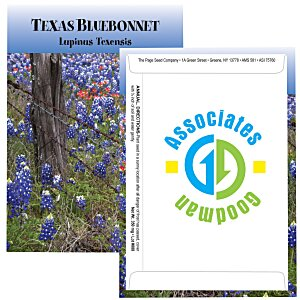 Standard Series Seed Packet - Texas Bluebonnet Main Image