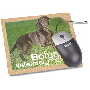 Cork Mouse Pad Main Image