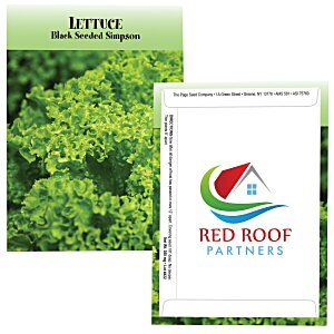 Standard Series Seed Packet - Lettuce Main Image