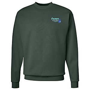 Hanes ComfortBlend Sweatshirt - Embroidered Main Image