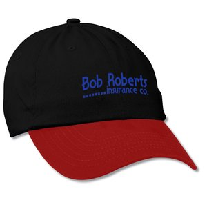 Bio-Washed Cap - Two Tone - Screen Main Image