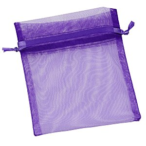"Sheer Organza Gift Bag - 5"" x 4"""