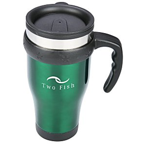Stainless Steel Travel Mug - 16 oz.