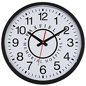 "Giant Wall Clock - 16"" Main Image"