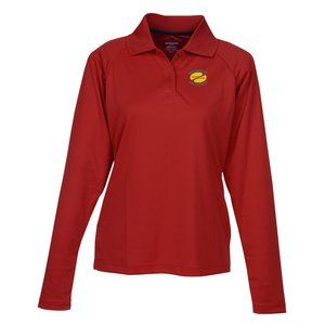 Eperformance Pique LS Sport Shirt - Ladies' Main Image