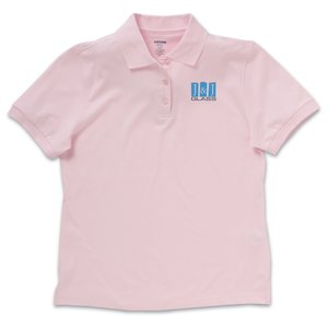 EDRY Doubleknit Polo - Ladies' Main Image
