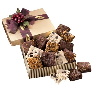Gourmet Brownie Assortment Box Main Image