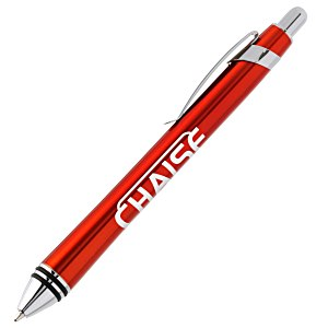 Contemporary Stripe Metal Pen Main Image