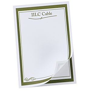 "Post-it® Notes - 6"" x 4"" - Exclusive - Executive - 50 Sheet Main Image"